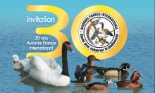 30° anniversaire d'Aviornis France International